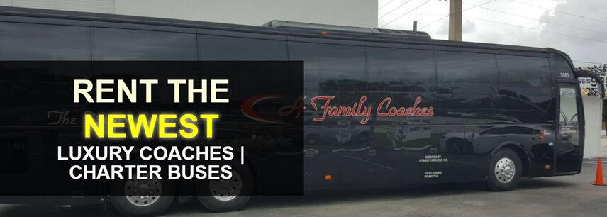 Limo Bus Rental Fort Lauderdale